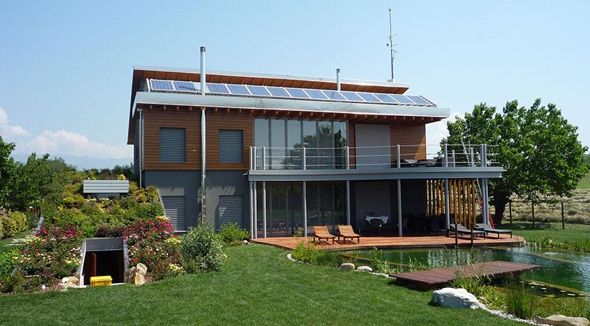 Zero energy homes Zero energy homes